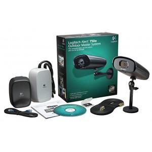Kit de télésurveillance Logitech Alert 750e Outdoor Master System