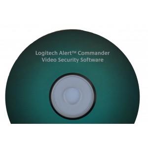 Alert Commander - Logiciel de sécurité Vidéo Logitech